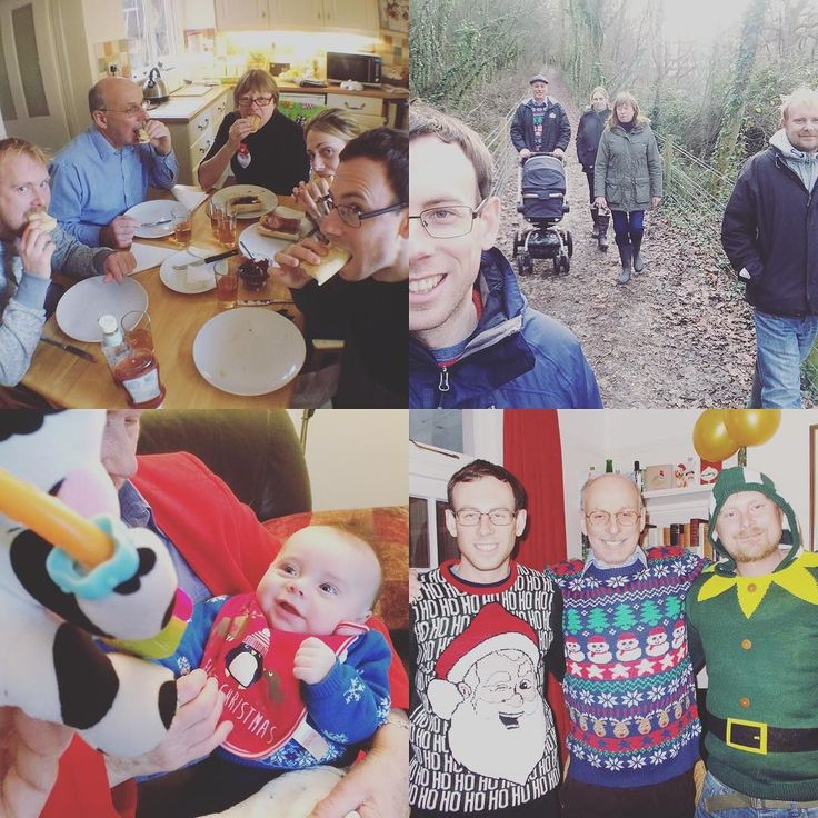 Day 361: Boxing Day! Too much food walks family stupid games and Christmas jumper fun times #cowley365 #365photochallenge #365dayschallenge #365 #365days #365photoproject #365photochallenge #365project Instagram: http://ift.tt/1Pkc8Cl