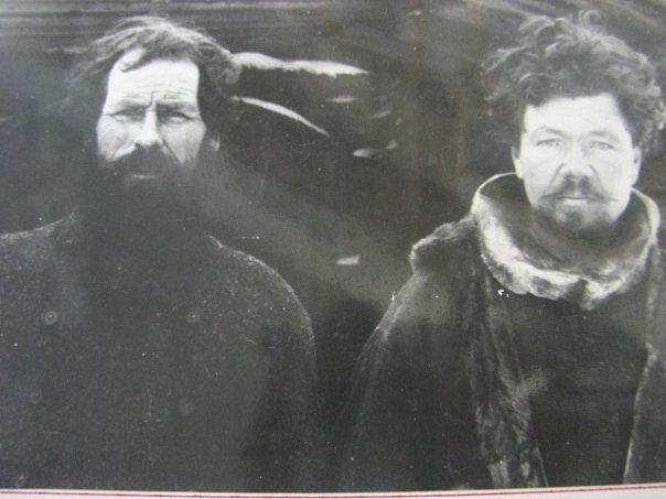 Старые фото: Из альбома Н.А.Шабунина «Путешествие на север», 1906 г. - Мы родом ...