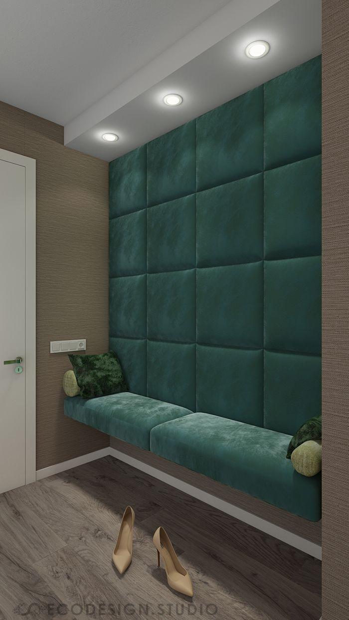 Dizajn Dvushki Dlya Stroyashegosya Zhilogo Kompleksa Kronapark Brovary Primeneny Materialy Kotorye Est U Home Room Design Bedroom Interior Luxury Bedroom Design