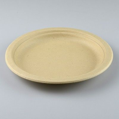 180mm | Brown Compostable plant fibre Kraft paper plate | Wholesale and Retail | Suppliers of Paper and Plastic Food Service Baking Party Products | Online Sydney NSW AustraliaWholesale and Retail | Suppliers of Paper and Plastic Food Service Baking Party Products | Online Sydney NSW Australia