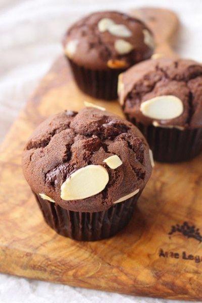「チョコレートマフィン」えびちゃん♪ | お菓子・パンのレシピや作り方【cotta*コッタ】