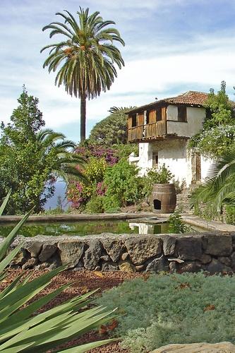 Icod de los Vinos, a municipality in the province of Santa Cruz de Tenerife on the island of Tenerife, in the Canary Islands (Spain).