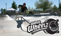 no dia 25 de agosto de 2012 no evento Mega Rampa, Aaron Wheelz Fotheringham fez historia descendo a rampa de cadeira de rodas, lenda não poupa esforços para bater recordes e enfrentar os seus próprios limites.