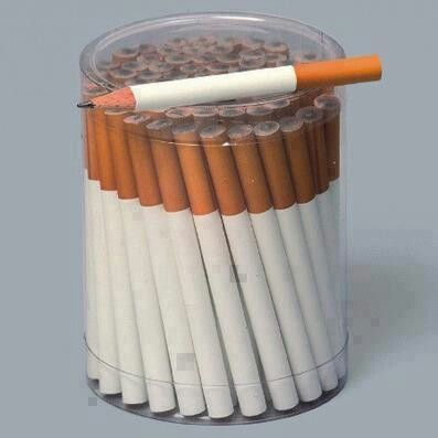 Smoking pencils