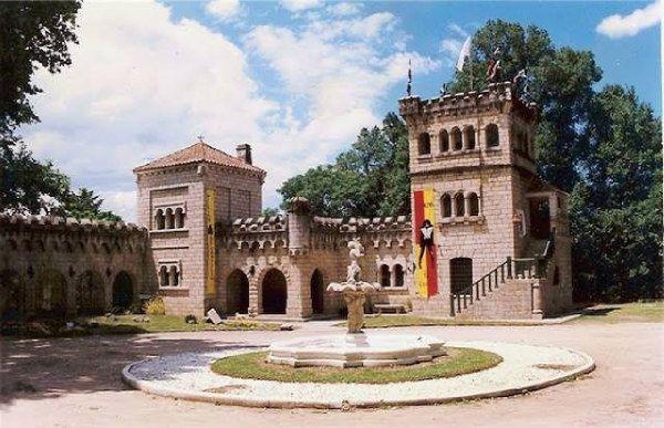 Castillo de Wilkins – Tanti – Córdoba