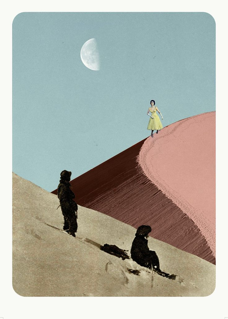 """""""The meeting by"""" Ami Olin Nordenmarker. Available at: http://www.arrivals.se/product/the-meeting"""
