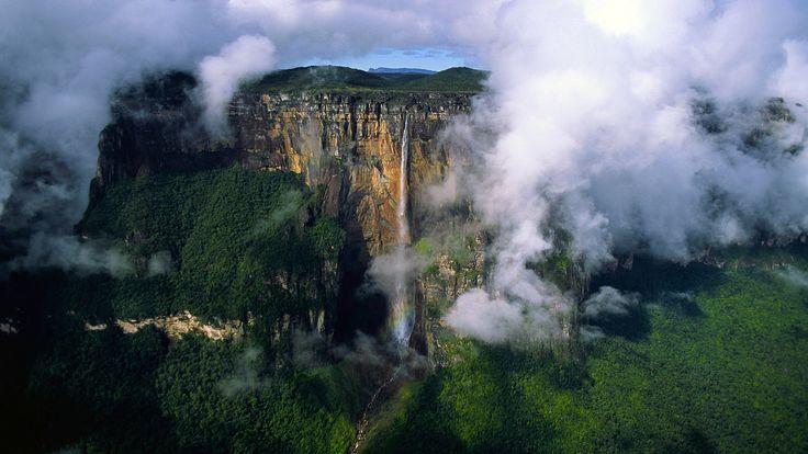 Гора Рорайма (Roraima) - затерянный мир