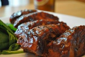 Chipotle Apple Butter Ribs - Perfect for Father's Day and summer ...