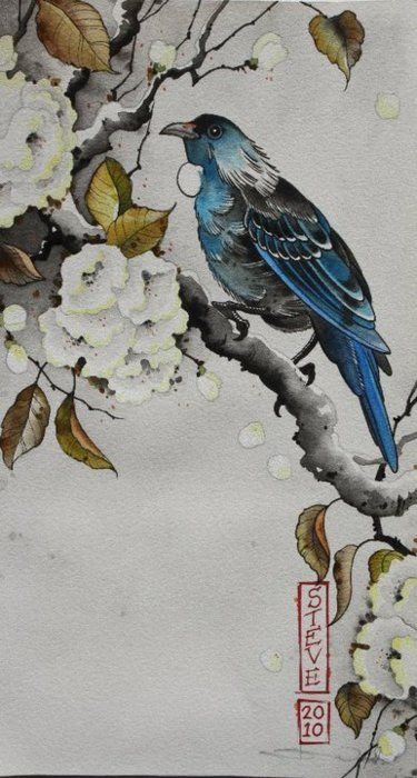 Ronin Tattoo, NZ More tattoo artists from New Zealand http://tattoome.tumblr.com/tagged/new_zealand
