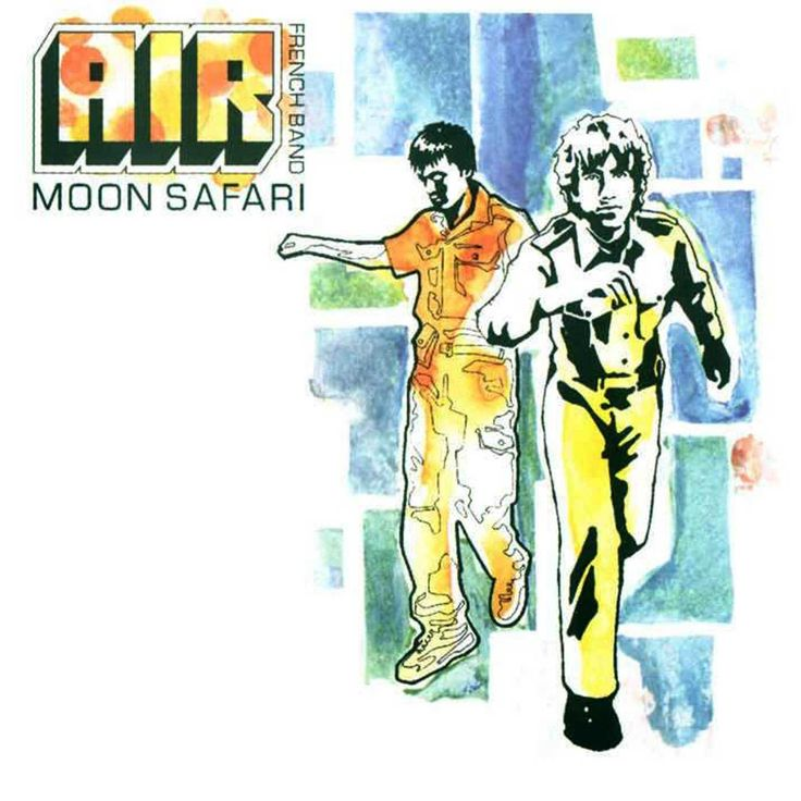 """air- moon safari (1998)      """"La femme d'argent"""" – 7:10  """"Sexy Boy"""" – 4:57  """"All I Need"""" – 4:28 (lyrics by Beth Hirsch)  """"Kelly, Watch the Stars!"""" – 3:44  """"Talisman"""" – 4:16  """"Remember"""" – 2:34 (co-written with Jean-Jacques Perrey)  """"You Make It Easy"""" – 4:00 (lyrics by Hirsch)  """"Ce matin-là"""" – 3:38 (That Morning) (co-written with P. Woodcock)  """"New Star in the Sky (Chanson pour Solal)"""" – 5:38 (Song for Solal)  """"Le voyage de Pénélope"""" – 3:10 (Penelope's Voyage)"""