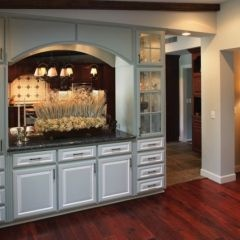 Dining Room Hutches And Buffets Built In Wine Storage Find This Pin More On Kitchen Pass Through