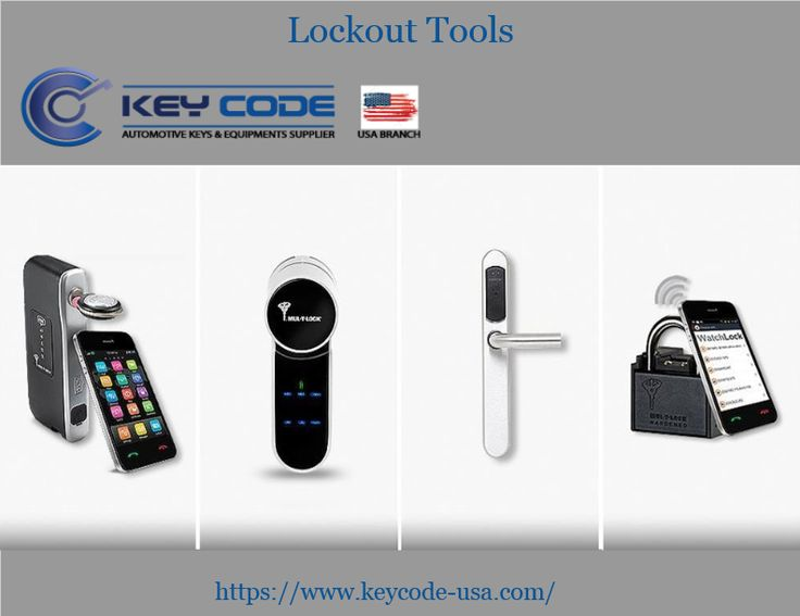 Easily Safe Your Vehicle By Lockout Tools Key code automotive keys and equipments supplier is one of the top most automotive key distributors in USA branch. Lockout tools is a quality product of key code they provide class products at fair price to automotive professionals. Key code easily helps you to safe your vehicle by lockout tools.