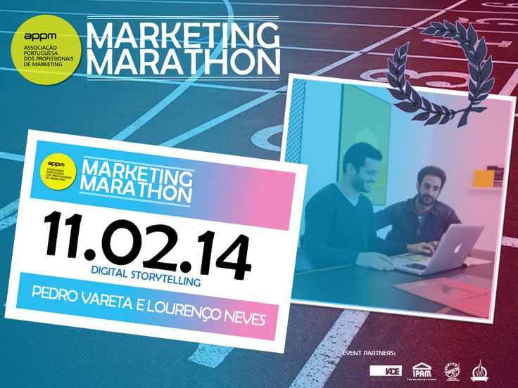 Marketing Marathon PORTO 10 a 14 de Fevereiro / IPAM  www.marketingmarathon.pt