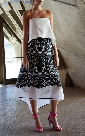 Carla Zampatti Look 24 on Moda Operandi $950 RESORT 2016