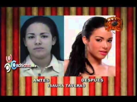 El Antes y Despues de algunas de las presentadoras Dominicana #Video - Cachicha.com