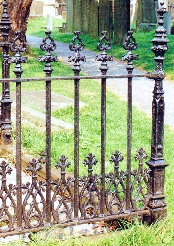 25 Best Ideas About Wrought Iron Fences On Pinterest