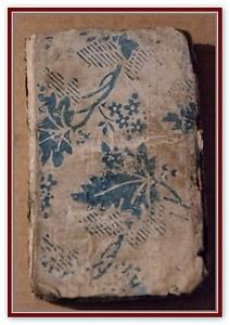 EDITION ORIGINAL French 1790