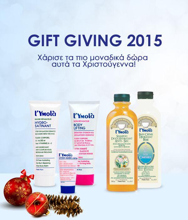 Χάρισε μοναδικά και πρακτικά δώρα αυτά τα Χριστούγεννα! #lymola #christmas #giftgiving L'Ymola <3 lymola <3