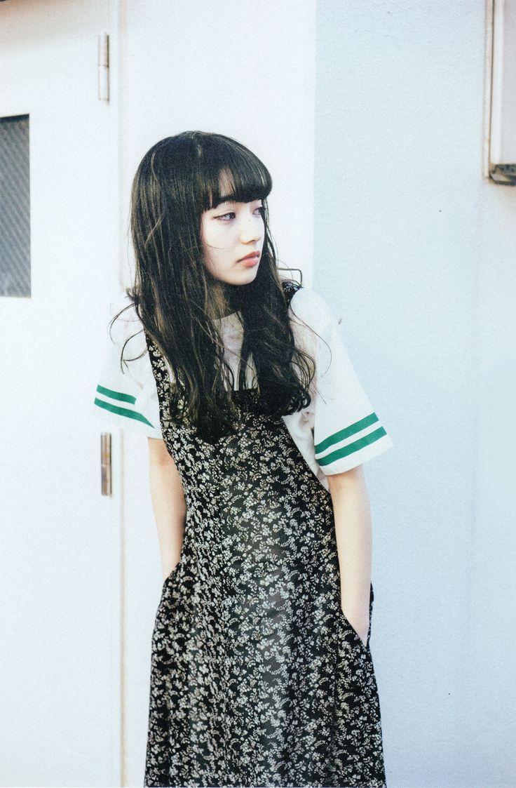 小松菜奈さんのコスチューム