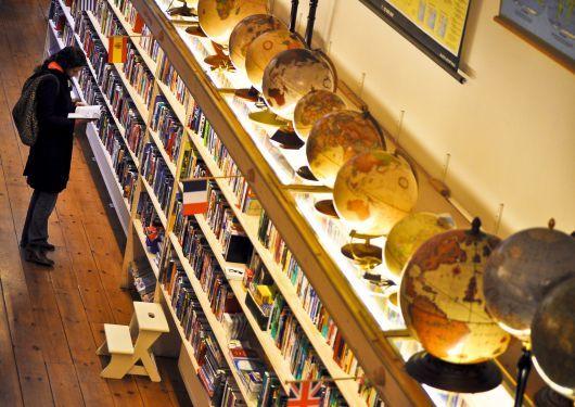 Pied à Terre  – reisboekenwinkel