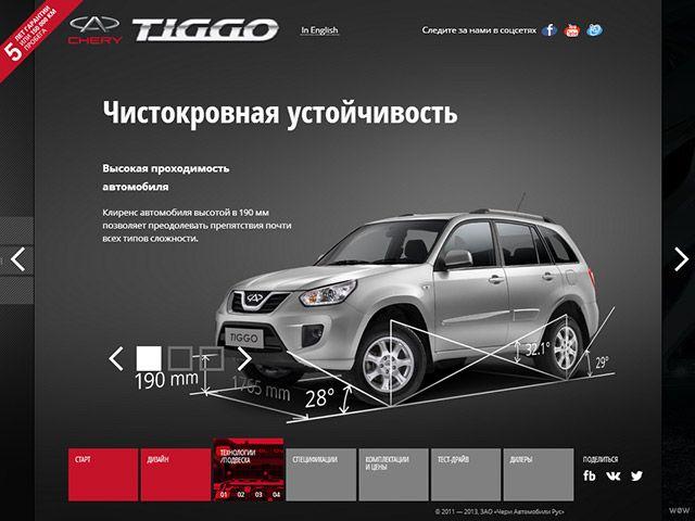 http://tiggo.chery.ru/ via http://www.webdesigniac.com/