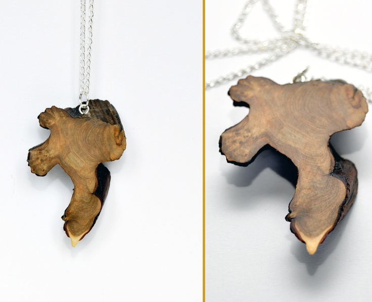 Africa necklace