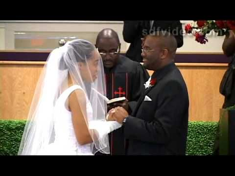 SDF: Dorsett Passionate Wedding Vow- Can I get an Amen for my Sister in the Lord!!