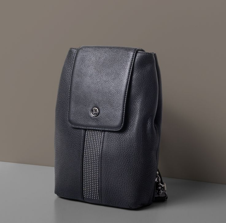 Accessories | AW`16 Collection  Рюкзак кожаный черный - 4 599 ₽  #MFIlive #accessories #bags #AW16
