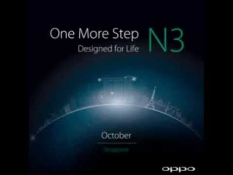 Oppo teases  N3 Youtube Video Must Watch ..   #smartphones #youtube #upcomingsmartphones