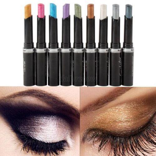 Eye Shadow Lip Liner  Pen Pencil Beauty Cosmetic Makeup Tool 9 Color