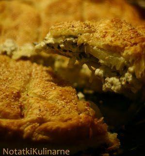 Włochy: Torta salata di zucchine e patate