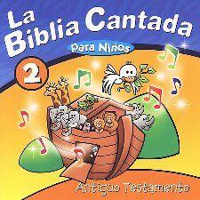 ESCUCHAR LA BIBLIA CANTADA PARA NIÑOS