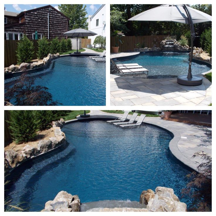 Best LOOPLOC Luxury Liners Images On Pinterest Pool Liners - Long island pool and patio
