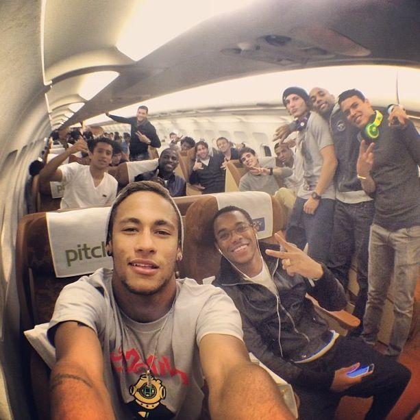Brazil national football team-ok. Hi. I think I'll start routing for Brasil now
