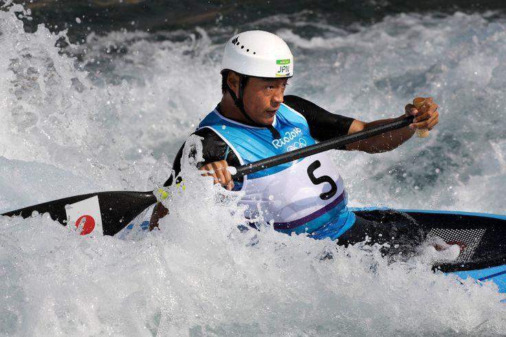 【速報】カヌー・スラローム男子カナディアンシングルで羽根田卓也選手が銅メダルを獲得! 同競技では日本選手初のメダルとなりました。結果→bit.ly/2aSUmKk #がんばれニッポン #Rio2016 #カヌー