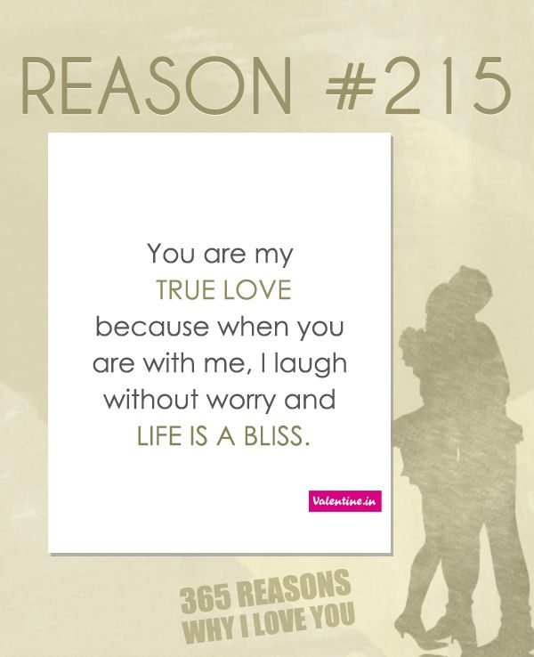 365 Reasons Why I Love You Quotes : images about 365 REASONS WHY I LOVE YOU on Pinterest You are my love ...