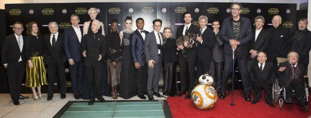 'Star Wars: The Force Awakens' - Photos We Love photos, including production stills, premiere photos and other event photos, publicity photos, behind-the-scenes, and more.