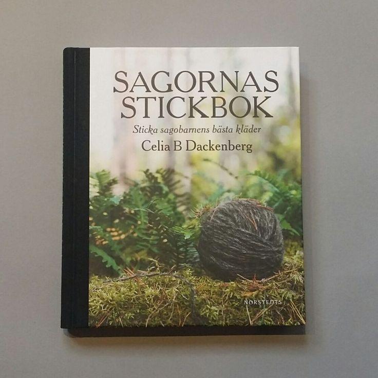 Sagornas Stickbok via Svensk Hemslöjd. Click on the image to see more!