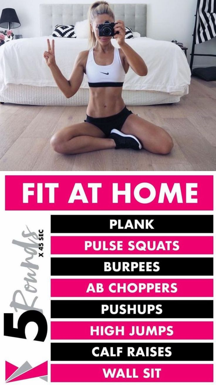 Workouts at home. Fitness LadyBoss lifestyle – Health and fitness