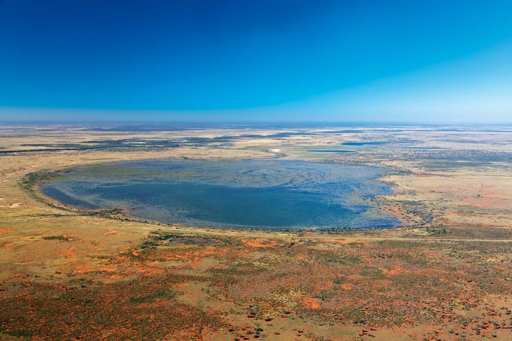 Rain and the removal of a culvert have revived a little-known and much-mispronounced gem of the outback – Lake Woytchugga in western New South Wales.