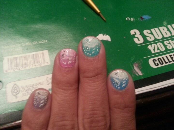 80 best Nail Art images on Pinterest   La uña, Diseños de uñas y ...