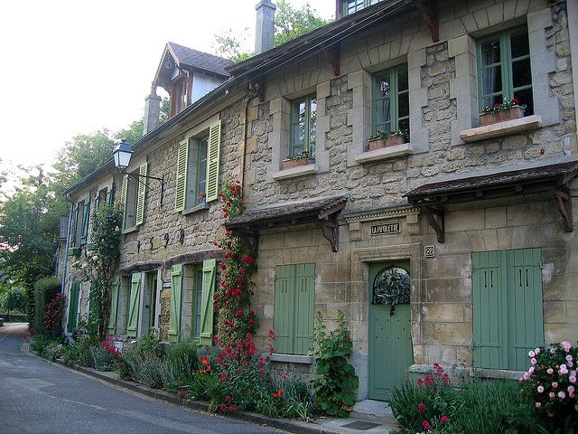 Auvers-sur-Oise, France - Vacation day 33 | Flickr - Photo Sharing!