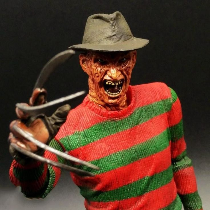 Classic Film: A Nightmare on Elm Street 3  Jason Voorhees🧟‍♂️🧟‍♂️ Click link to get it: https://otakuplan.com/collections/jason/products/neca-a-nightmare-on-elm-street-3-jason-voorhees-action-figure?utm_content=bufferd3c99&utm_medium=social&utm_source=pinterest.com&utm_campaign=buffer  Free Shipping+ No Custom Taxes!  👏  💡otakuplan.com Follow us for more discount 🕹