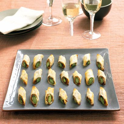 Mary Berry's asparagus rolls recipe. For the full recipe and more, click on the picture or visit RedOnline.co.uk