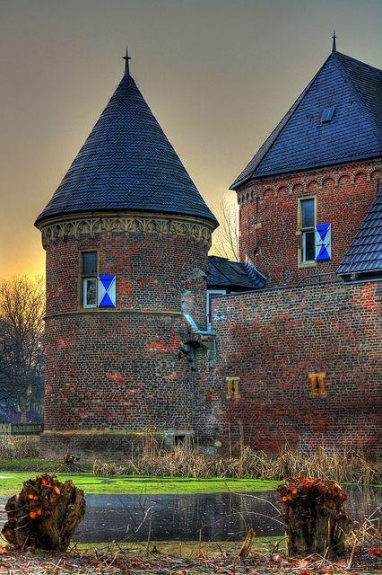 Burg Vondern, Oberhausen, Germany