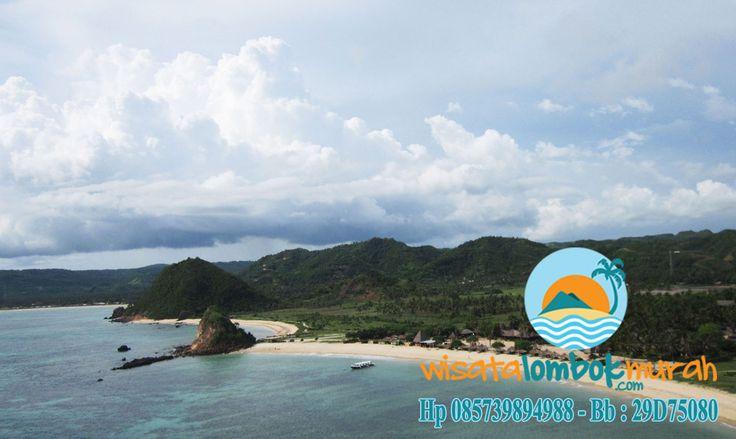 Pantai Kuta Lombok yang mempesona