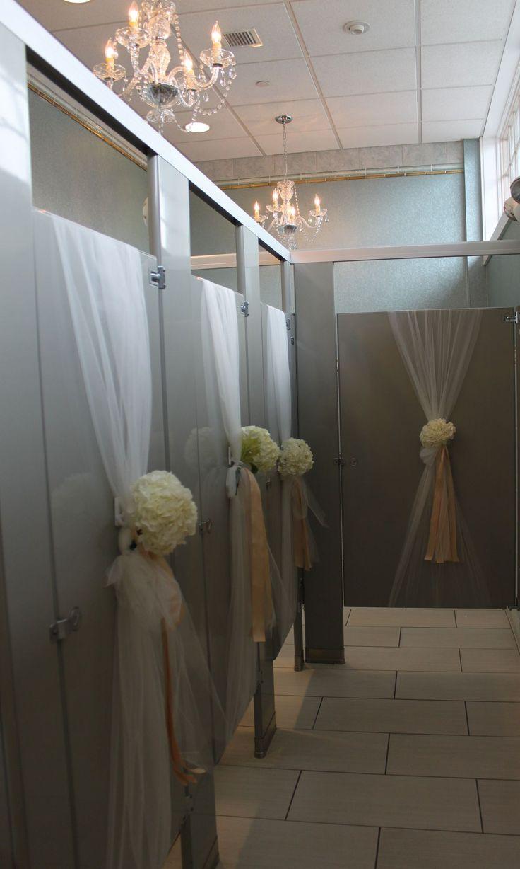 25 cute pew decorations ideas on pinterest diy aisle for Outdoor wedding bathroom ideas