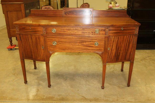 Good Robert Mitchell Furniture Co. Cincinnati, Ohmahogany On