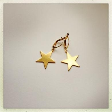 Lucky Star Earrings NEW!