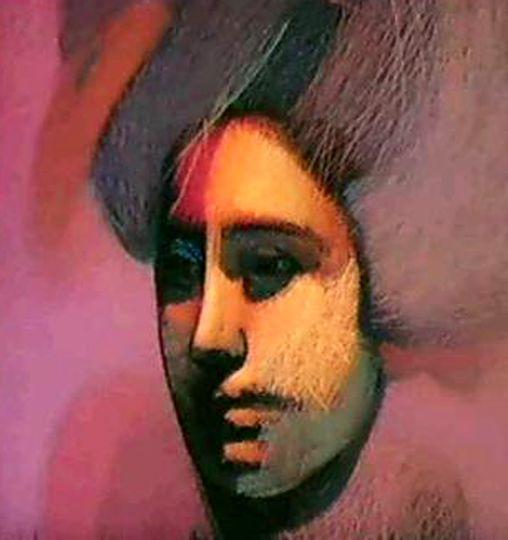 PINTORES LATINOAMERICANOS-JUAN CARLOS BOVERI: pintores venezolanos: sanchez edgar